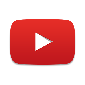 youtube logo - Alain Duvivier